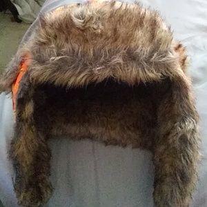 Dakota Dan fur Hat  1size $32 + free $10 Gift